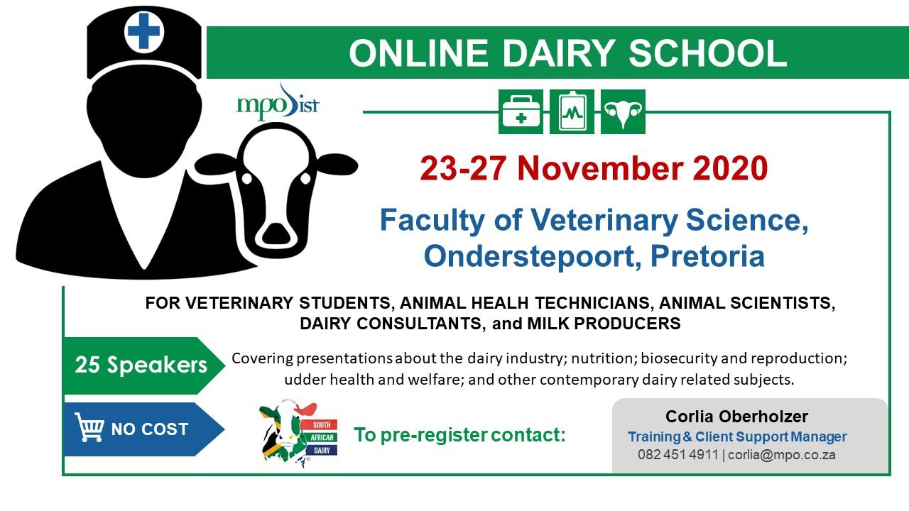 Dairy School 2020